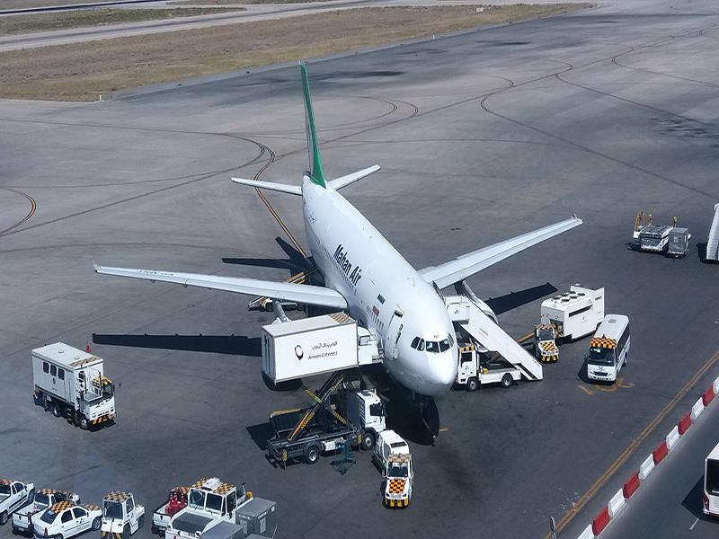 مطار مشهد الدولي