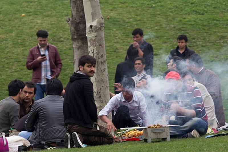 يوم الطبيعة في إيران