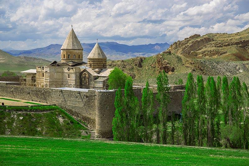 موقع التراث العالمي لليونسكو في مقاطعة أذربيجان الغربية ، إيران