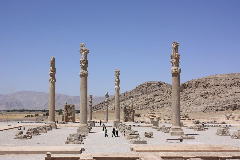 بلاد فارس القديمة