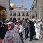 إيران آمنة للسياح
