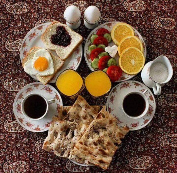 أشهر وأشهى الأكلات في المطبخ الإيراني