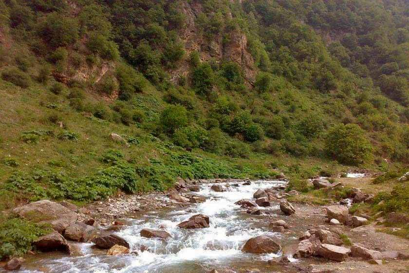 المنطقة المحمية لنهر سرد-أبرود