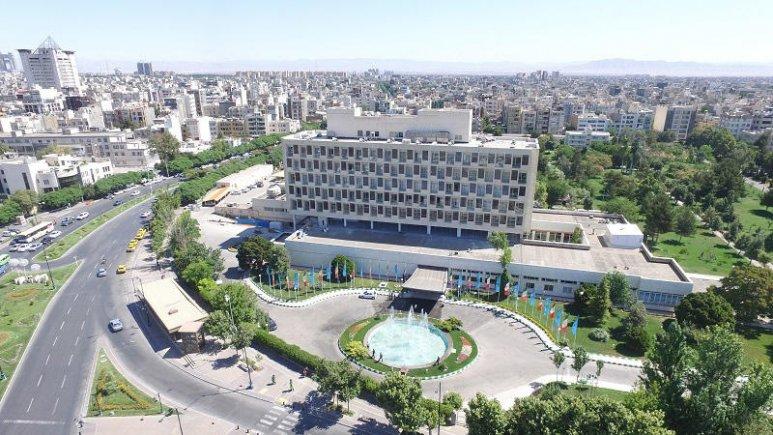 فندق أحمد آباد في مشهد