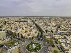 محافظة قزوين الإيرانية