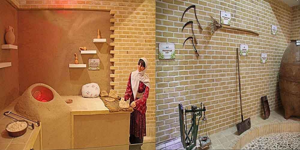متحف مشهد للخبز
