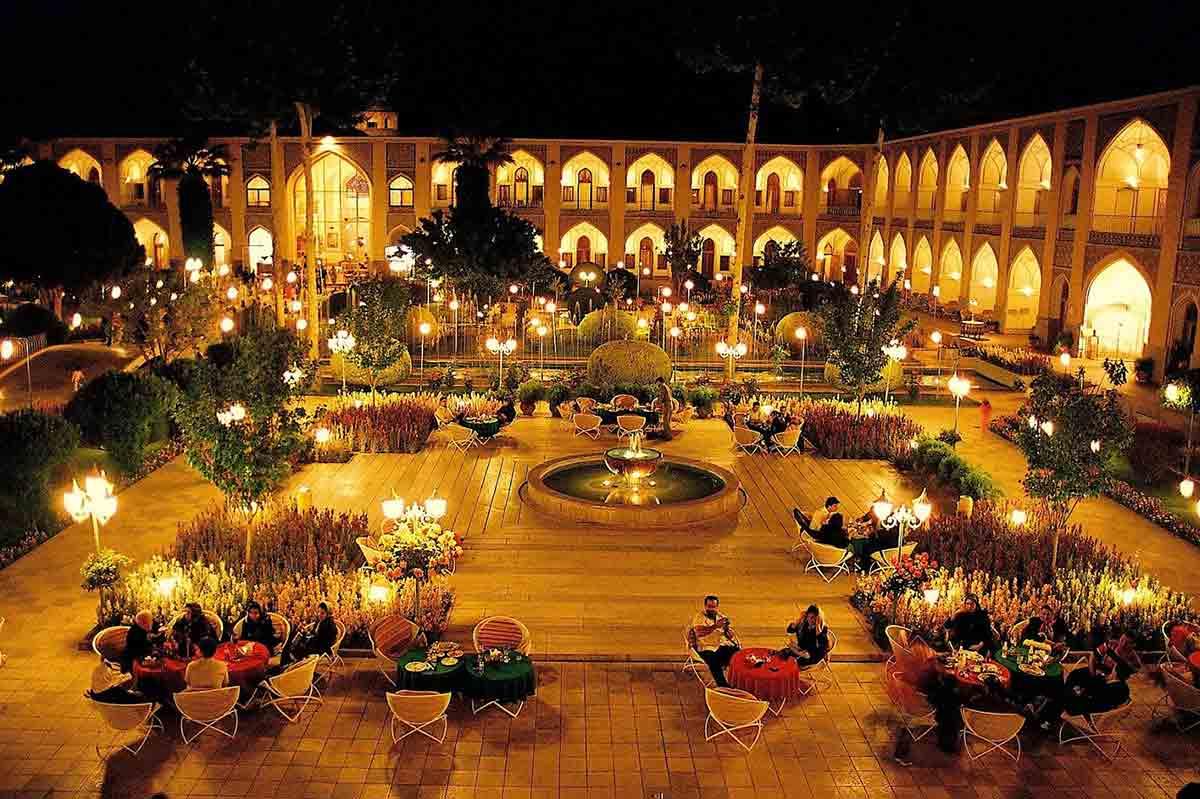 فندق بارسیان کوثر ، الأول في قائمة أفضل الفنادق في أصفهان