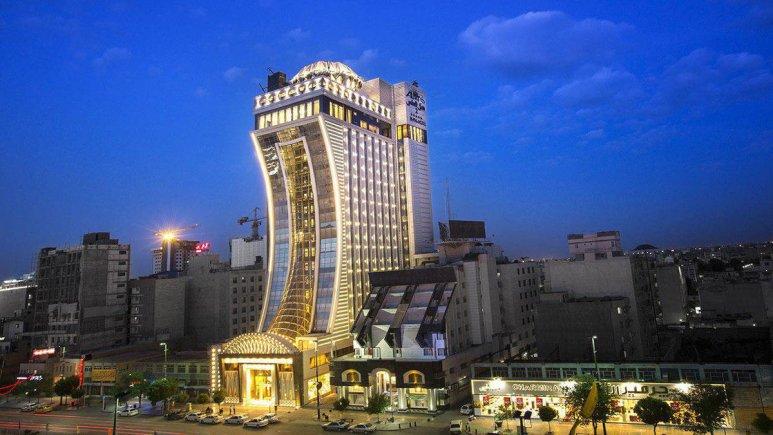 فنادق في مدينة مشهد