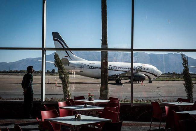 مطار شيراز