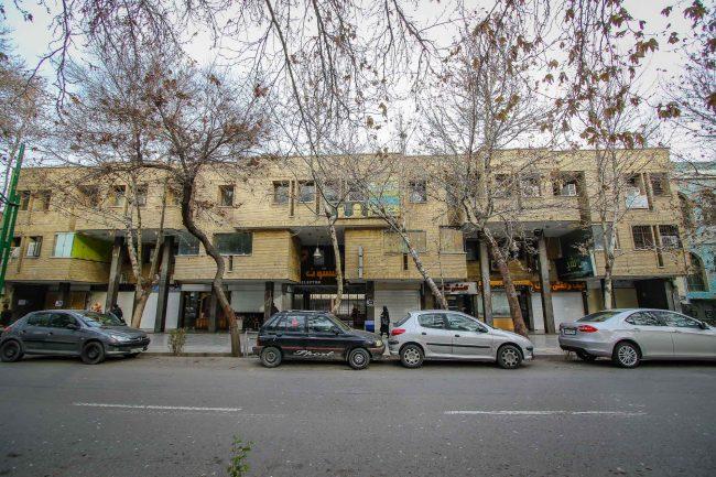 اسواق الملابس في أصفهان إيران