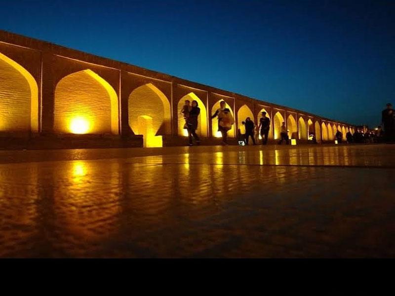 السياحة في إيران