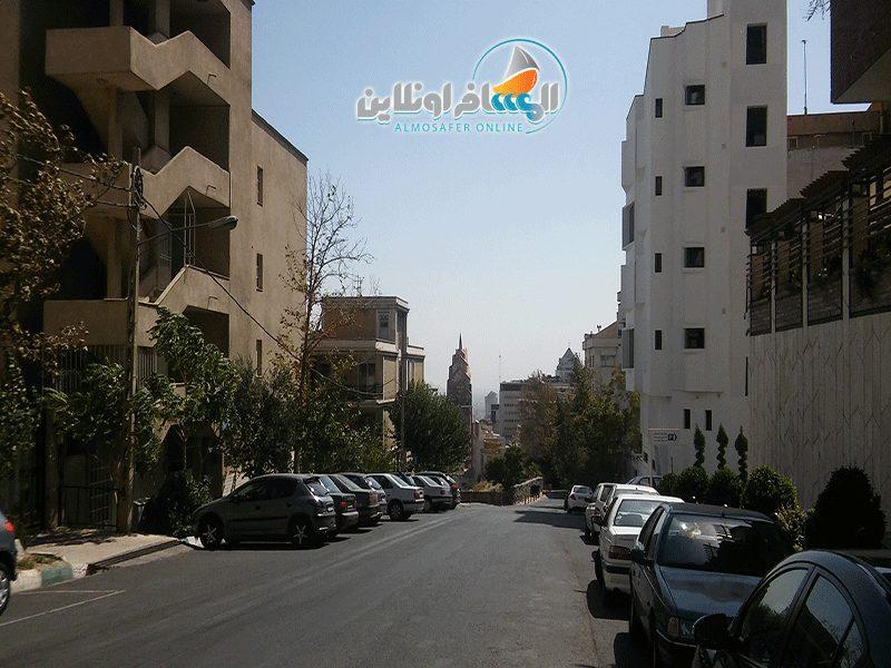 فندق إسكان في طهران