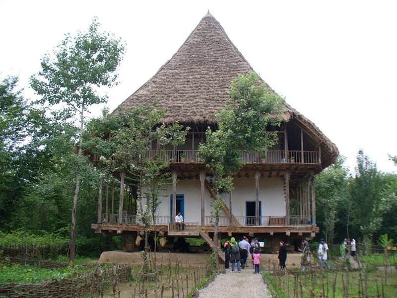 متحف جيلان للتراث الريفي، السياحة في جيلان