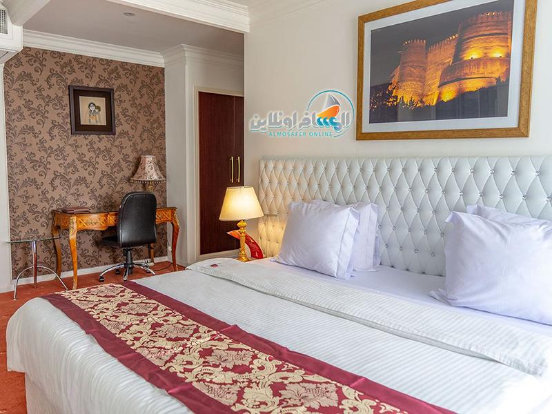 شقة تاج محل الفندقية في طهران