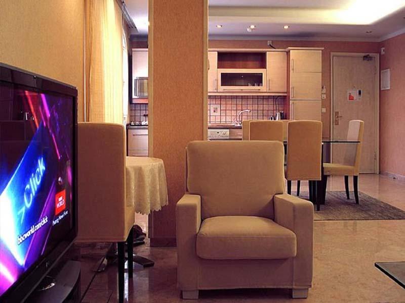شقق آسا الفندقية في طهران