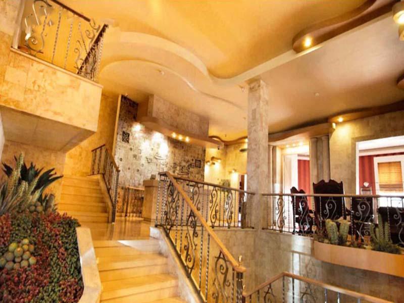 شقق جم الفندقية في طهران