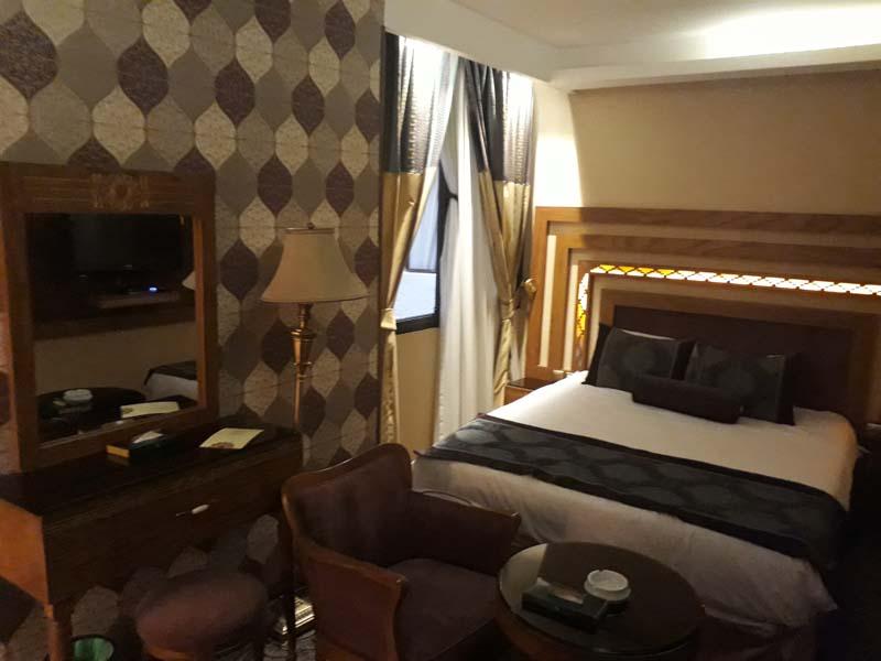 فندق آريوبرزن في شيراز