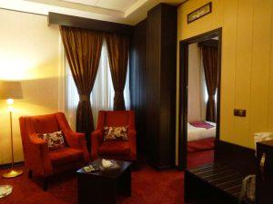 فندق آساره في طهران