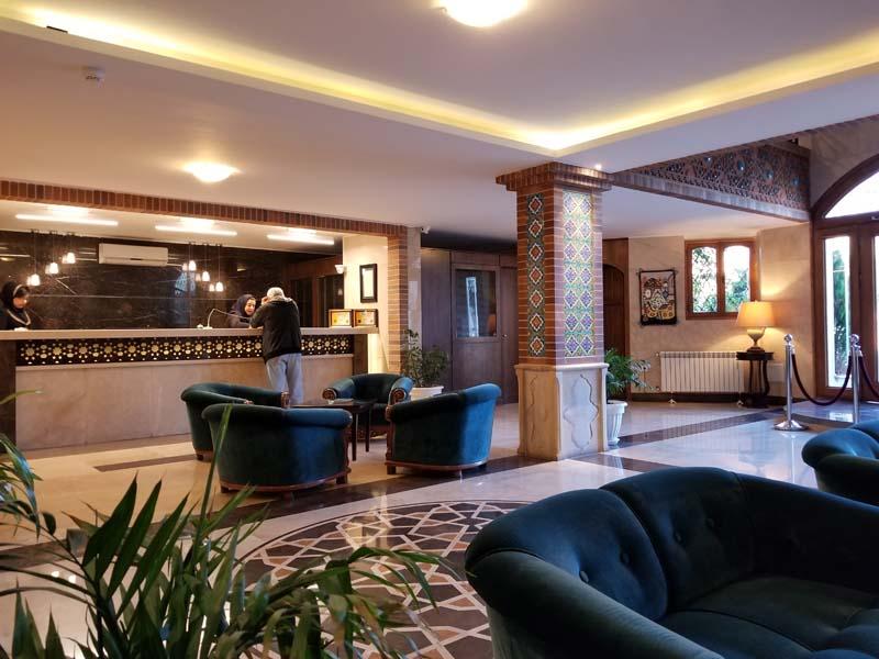 فندق أرك (أرج) في شيراز