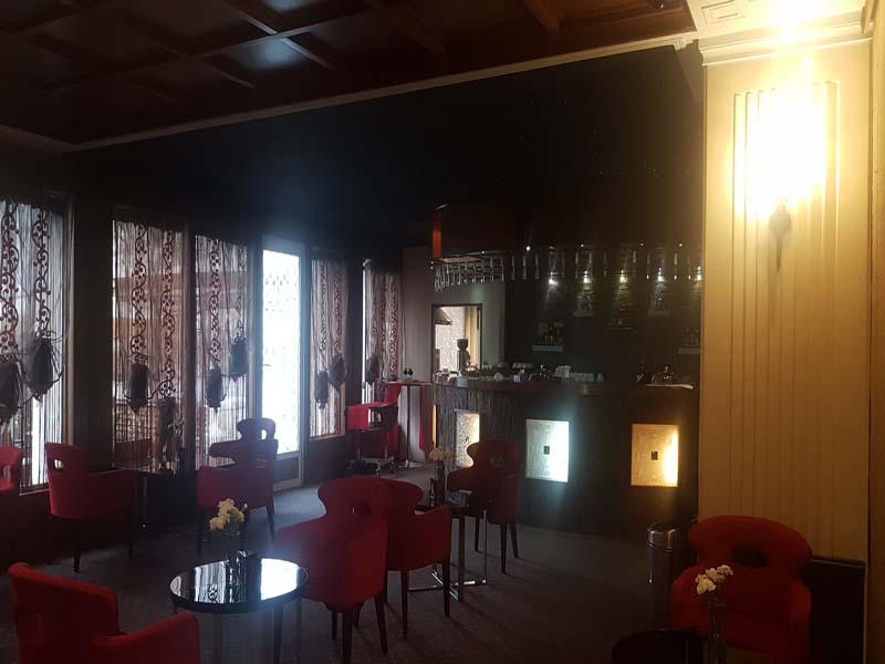 فندق ألمبيك في طهران