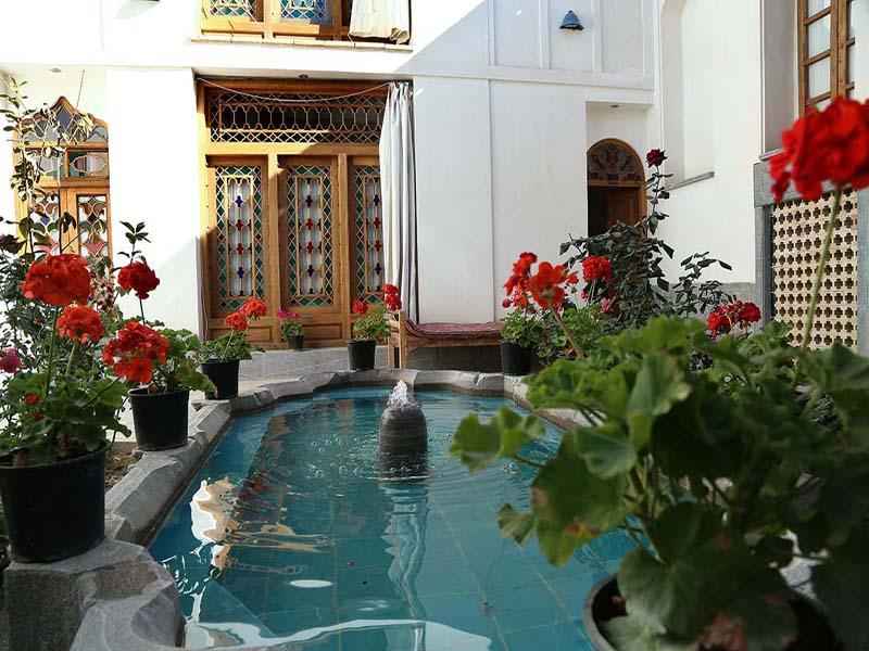 فندق إيرواني في أصفهان