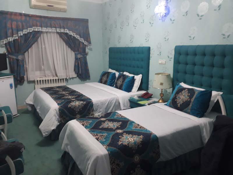 فندق بارسه في شيراز