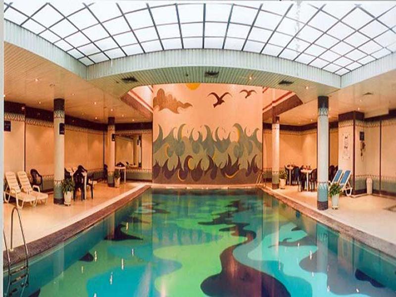 فندق بارسيان إنقلاب في طهران - فنادق في إيران طهران