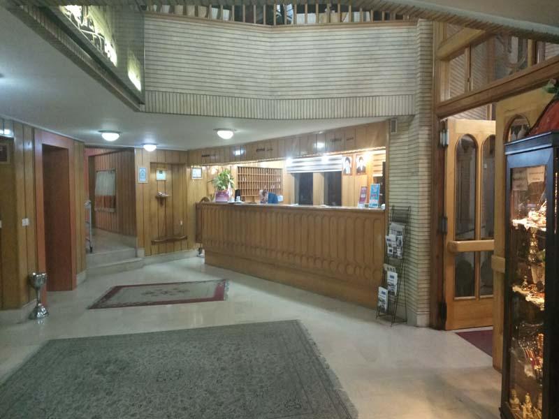 فندق بارسيان في شيراز