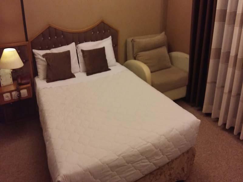 فندق بارك سعدي في شيراز