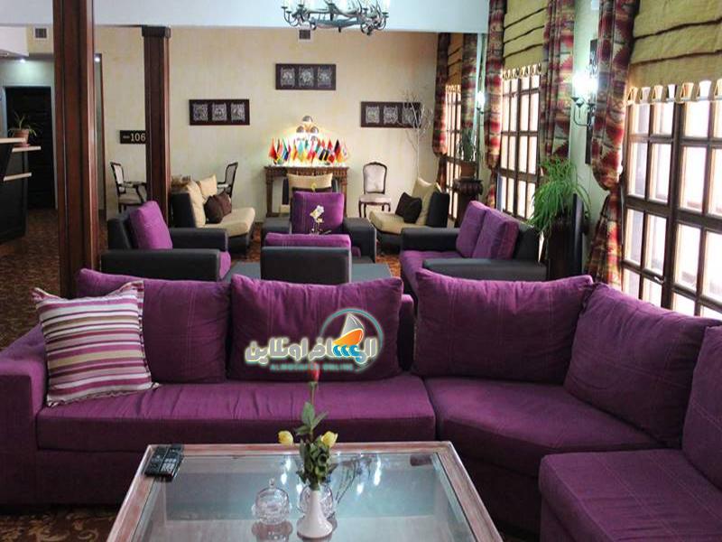 فندق توجال في طهران بالصور