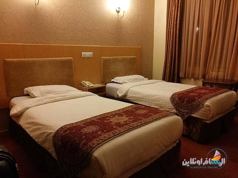 فندق ساينا في طهران بالصور