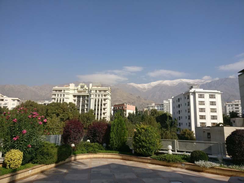 فندق سبهر في طهران