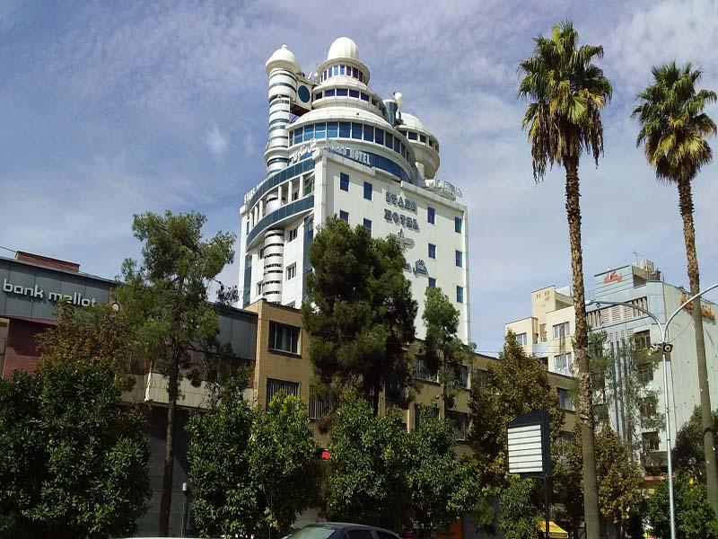 فندق ستاركان في شيراز