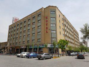 فندق فردوسي في طهران ، فنادق تهران ، فندق في طهران رخيص ، افضل فنادق في إيران