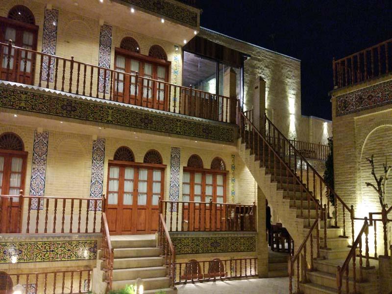 فندق فروغ في شيراز