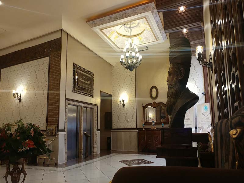 فندق كريمخان في شيراز
