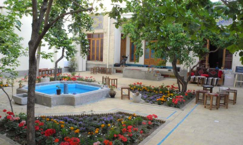 فندق ماه بي بي في أصفهان