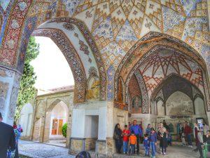 السياحة في أصفهان - حدیقه الفین في كاشان