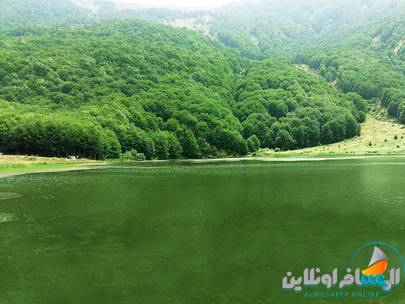 الصور بحيرة ويستان في جيلان
