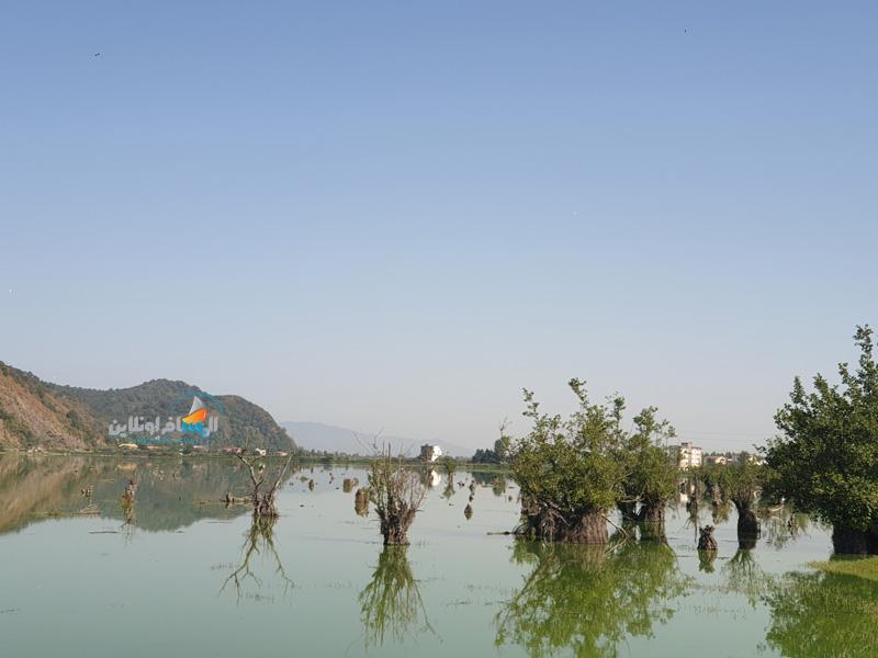 بحيرة إستيل أو مستنقع إستيل