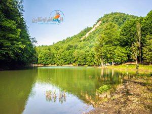 أهم مناطق الجذب السياحي في محافظة مازندران شمال إيران-بحيرة شورت