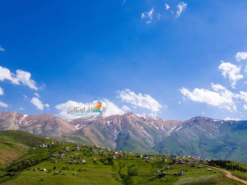 جواهردشت في شمال إيران