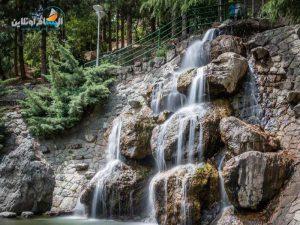 حديقة جمشيدية في طهران