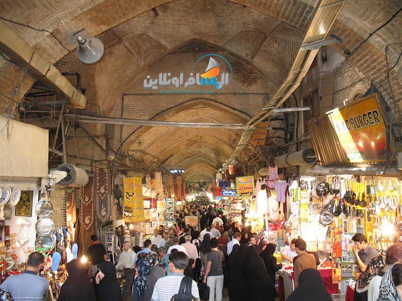 سوق الكبيرفي طهران