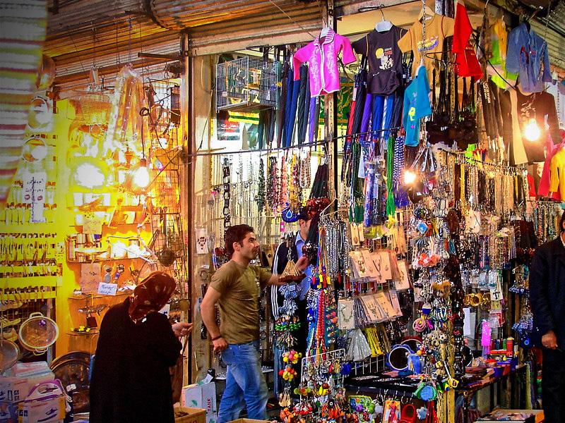 سوق تجريش