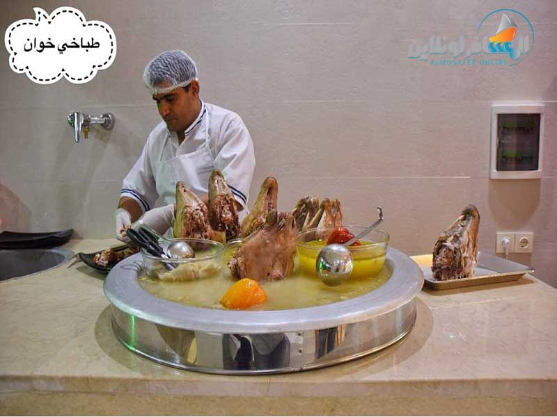 """""""كله باجه"""" الإفطار المفضل لدى إيرانيين"""
