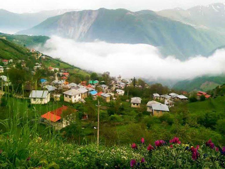 آلاشت ، أفضل الأماكن لرؤية في محافظة مازندران