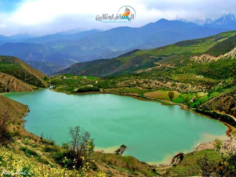 بحيرة حصارجال جالوس (شالوس)