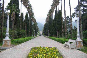 بولفار كازينو في مدينة رامسر شمال إيران