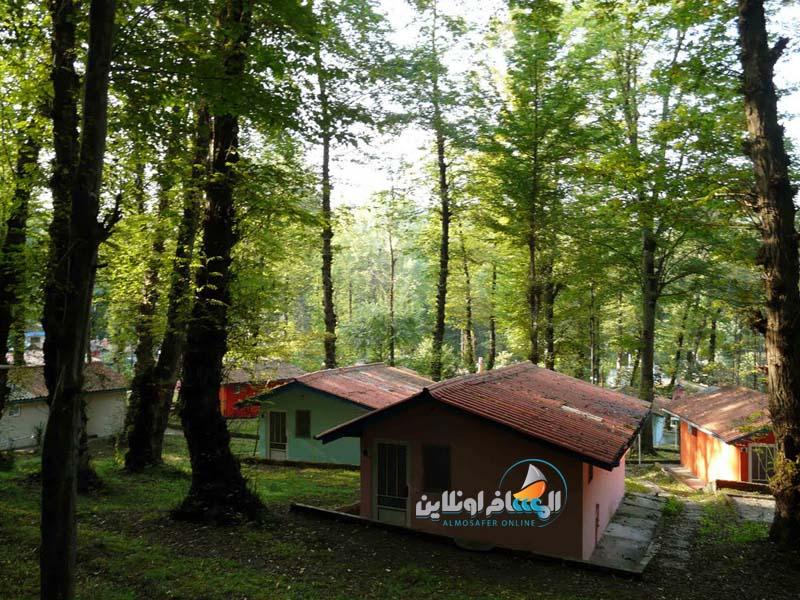 حديقة غابة جالوس (شالوس) (حديقة غابة فين)